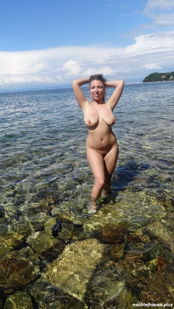 Frau bilder private nackt Private Nacktbilder