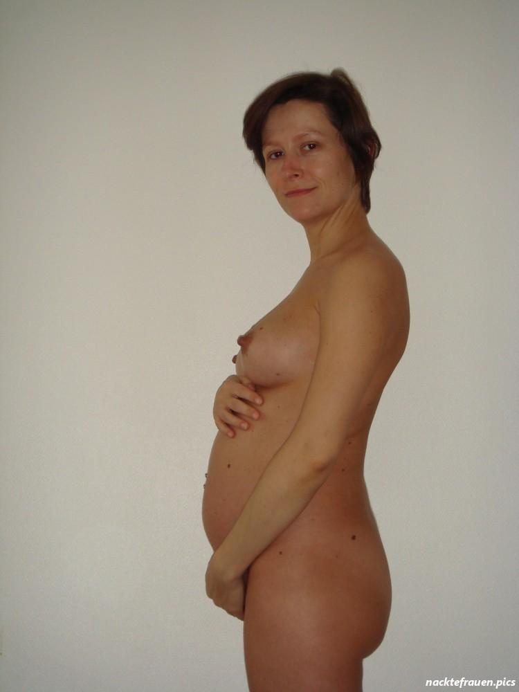 Bilder nackte schwangere Private Sex