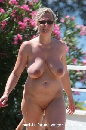 Frauen nackt beim fkk